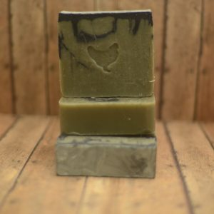 argan dead sea mud facial soap